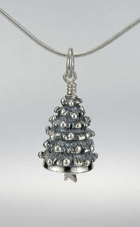 Oh Sister sister jewelry Christmas Tree Bell