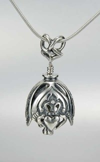 Oh Sister sister jewelry Claddagh Bell