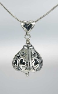 Oh Sister sister jewelry nestled hearts bell