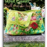 April Cornell Small Cosmetic Bag
